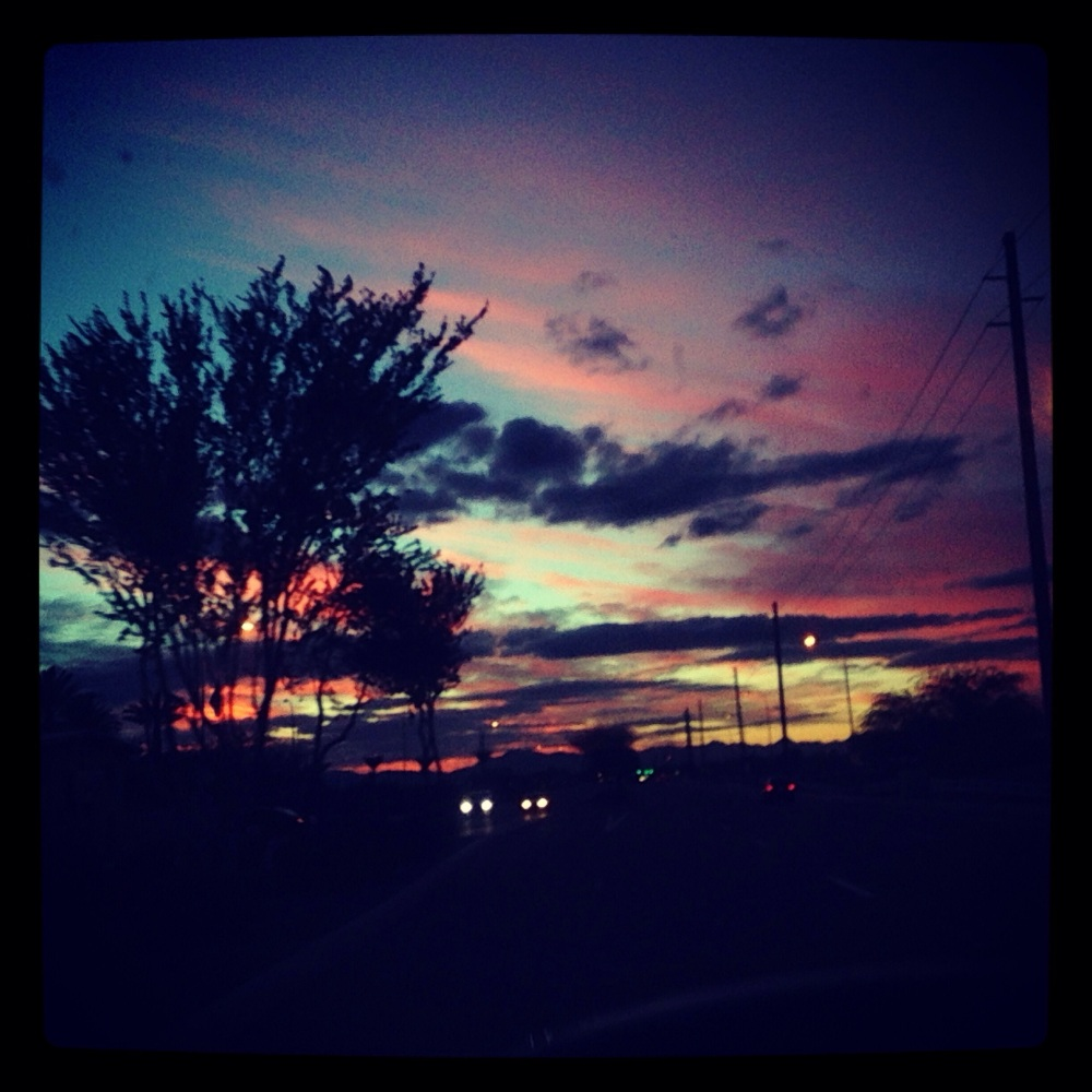 Sunrise 🌇