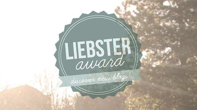 The Liebster Award, discover new blogs!